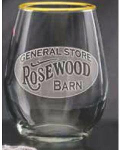 12 Oz. Stemless Wine Glass