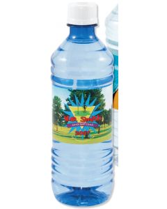 16.9 Oz. Bottled Water w/Full Color Label