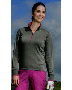 Nike Golf Ladies' Dri-Fit 1/2 Zip 8.3 Oz. Cover Ups