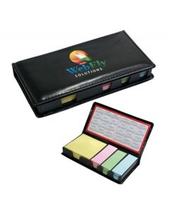 Executive Sticky Note Holder (Full Color Digital)