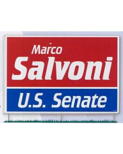 Political Campaign Kit (1000 Yard/ 50 Corrugated/ 2500 Bumper/ 5000 Lapel)