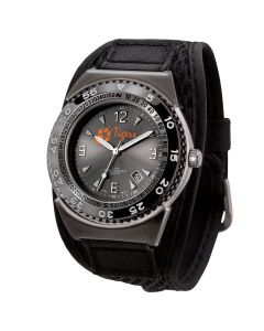 Watch Creations Unisex Watch w/ Nylon Weave Cuff Strap