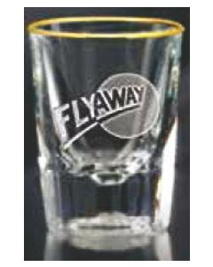 2 Oz. Fluted Shot Glass