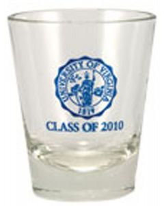 1 Oz. Glass Shot Glass