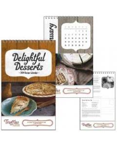Recipe Postcard Calendar