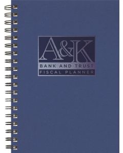NEW Tabbed Quarterly Planner - Classic