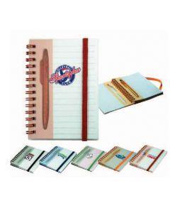 Mini Stowaway Pen/Journal Set