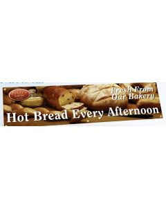 "Large Format Stock Size Corrugated Full Color Plastic Sign (24""x36"")"