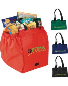 Over The Cart Grocery Tote Bag