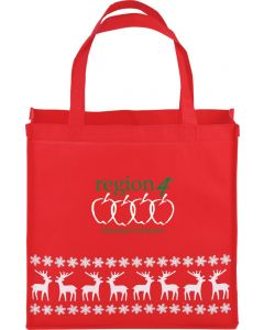 Holiday Shopper Gift Bag