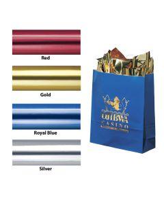 Metallic Foil Tissue Paper