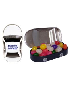 Car Mint Tin with Jelly Beans