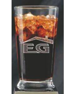 12.5 Oz. Footed Soda Glass