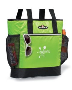 Citron Green Igloo MaxCold Insulated Cooler Tote