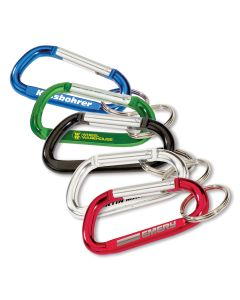 Carabiner with Split Ring