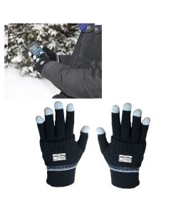 Touch Screen Gloves W/Glove Covers(Printed)
