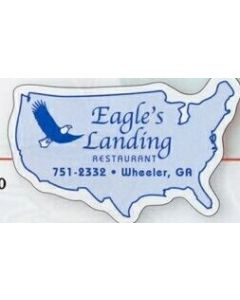 "West Virginia 0.02"" Thick Vinyl Die Cut Magnet"