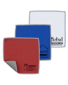 2-in-1 Microfiber Cleaning Cloth and Towel (Overseas)