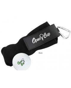 Sock-It Poly Sleeve w/ 3 Callaway Warbird 2.0 Golf Balls