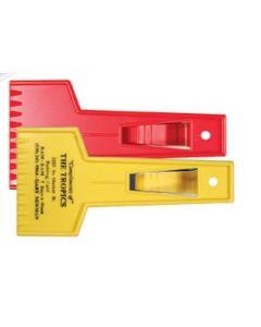 Small Ice Scraper w/ Visor Clip