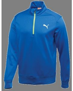 Puma Golf Solid 1/4 Zip Popover