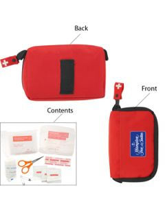 First Aid Travel Kit-13 Piece