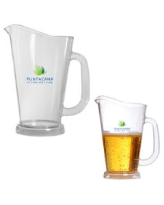 60 oz Clear Pitcher (Direct import - 10 Weeks Ocean)