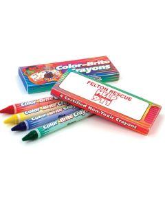 Color Brite Crayons (Spot Color)