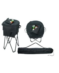 Koozie Collapsible Party Kooler w/ Stand