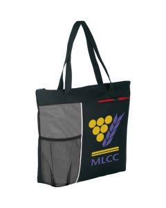 The Touch Base Meeting Tote Bag