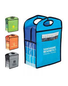 Laminated Backpack Cooler Bag