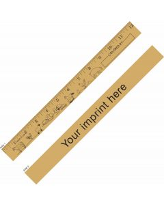 "Farm Animals ""U"" Color Ruler"