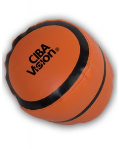 Leatherette Basketball Pillow Ball