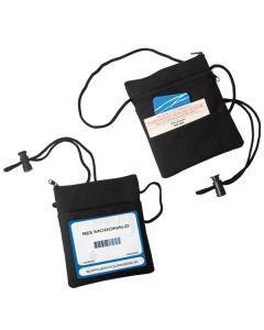 """Recycled Identification Holder (4.5""""x5.75"""") (Blank)"""