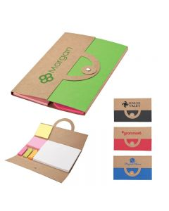 Recycled Note & Flag Set