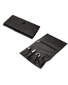 4 Piece Executive Wine Set in Pouch