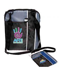 City Scape iPad/Tablet Messenger Bag