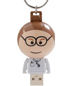 Ball USB People - Doctor