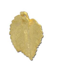 Leaves Lapel Pin