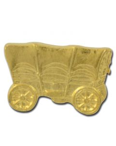 Wagon Lapel Pin