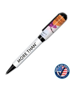 Thanks Write Line Twist Pen