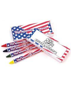 Prang American Crayons