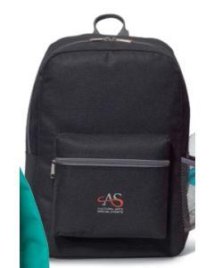 Black Brooklyn Backpack