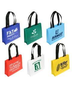 Raindance Water Resistant Coated Tote Bag