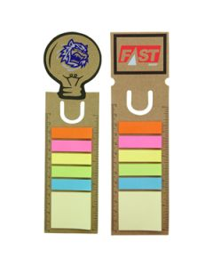 Sticky Note Book Mark (Direct Import - 10 Weeks Ocean)