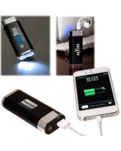 Mobile Charger & Safety Light