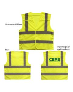 Quick Release ANSI 2 Safety Vest (Direct Import-10 Weeks Ocean)