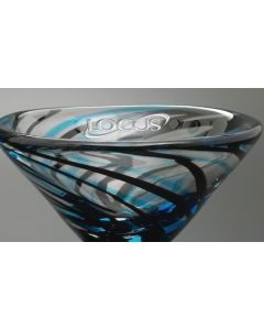 Swirl Bowl Art Glass Award
