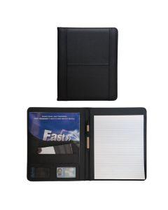 "Notebook Padfolio (10""x12.5""x0.5"") (Blank)"