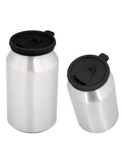 500 ML./16 Oz. Aluminum Pop Can (Blank)